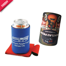 내구성 실리콘 Ice Bucket Wine Snap Beer 병 Custom Neoprene 물 병 Holder