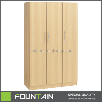 Cabinet Design For Clothes Hangzhou Manufacture 3 Doors Clothes Cabinet Design Bedroom