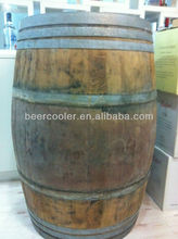used 225L oak wine barrels