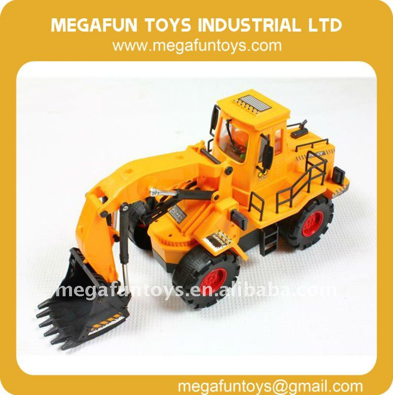 Electric-R/C Set Radio Control Excavator rc construction toys