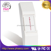 access control door release emergency push button
