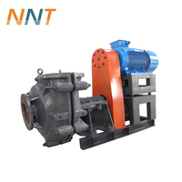 horizontal single stage double casing slurry pump
