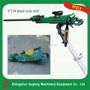 YT28 26kg hand hold rock drill air digging tools