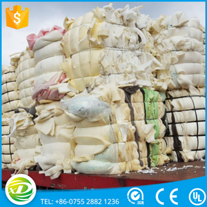 High density hot sale eco-friendly recycled foam for toy fillings