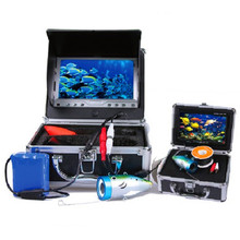 "15M Cable resistente al agua los peces <span class=keywords><strong>de</strong></span> 7 ""TFT Monitor LCD 1000 TVL pesca submarina sistema <span class=keywords><strong>de</strong></span> cámara <span class=keywords><strong>de</strong></span> vídeo HD con función <span class=keywords><strong>de</strong></span> <span class=keywords><strong>DVR</strong></span>"