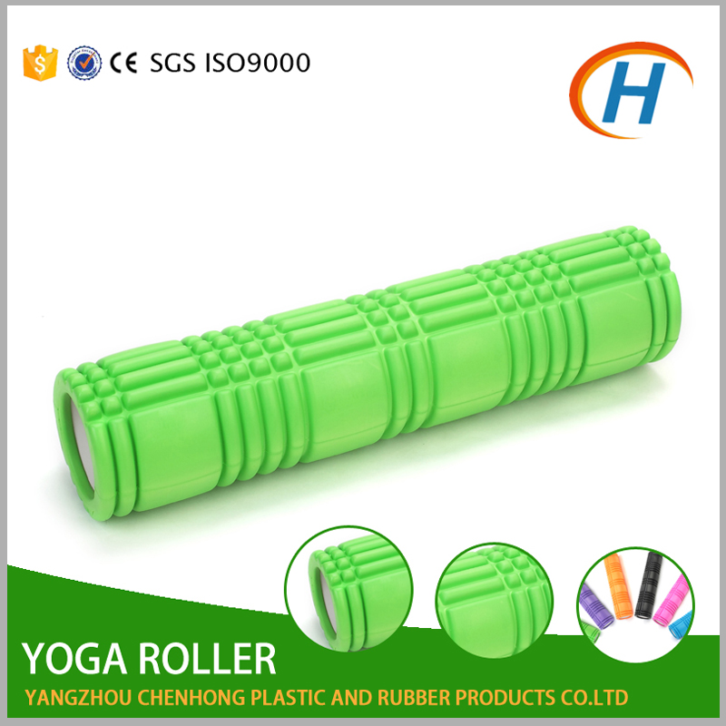 61*14cm Muscles massage heated hollow rollers hot selling