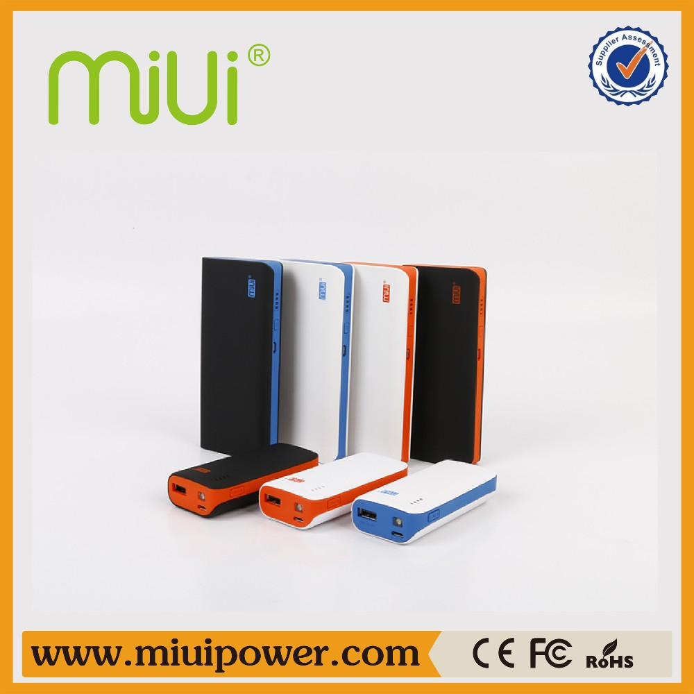 pawer back for 2016 4000/4400/5200/6000mAh with ce fcc rohs certificates