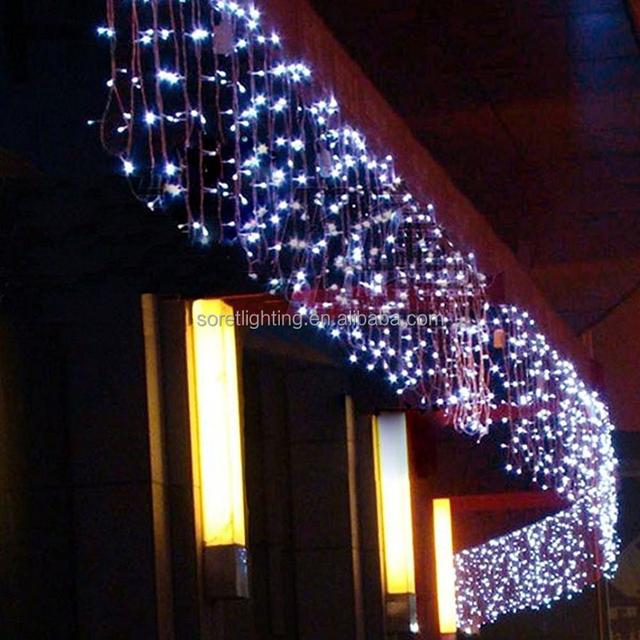 Buy cheap china purple led christmas lights products find china pinkpurple outdoor christmas icicle lights customized size led icicle lights audiocablefo