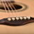 "For beginners 40"" OM cutaway laminated acoustic wood Guitar glossy finish"