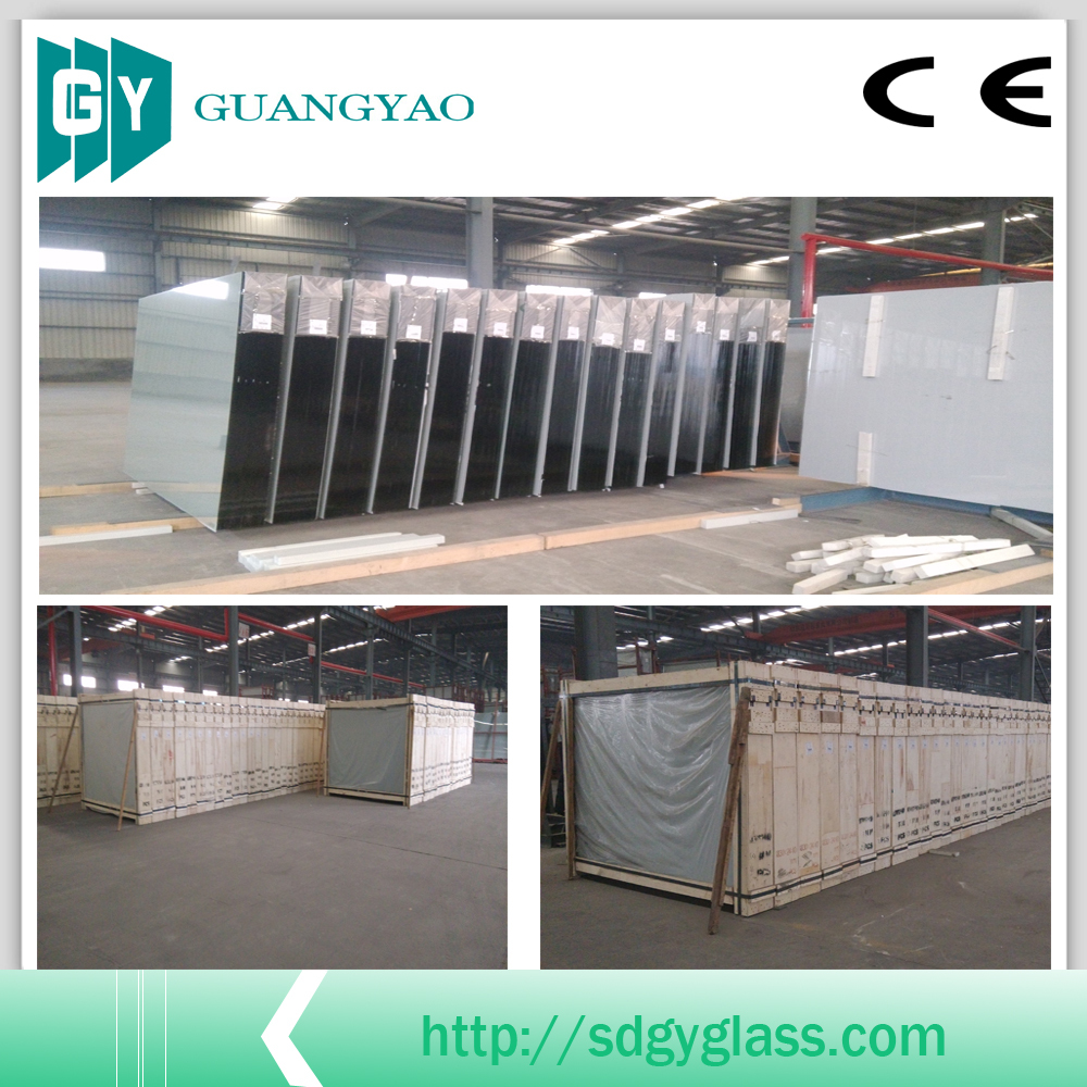 3mm~19mm High Quality and Low Price Flat Glass With CE, ISO9001, BV