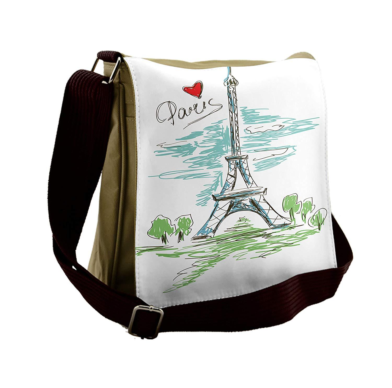 Paris France Eiffel Tower Classic Country City Table Hook Folding Bag Desk Hanger Foldable Holder