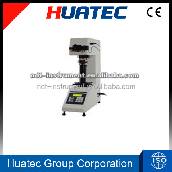 Digital 60HZ vickers hardness tester HVS-30 for Ferrous metals, IC thin sections