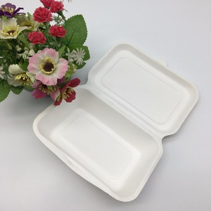 Environmentally friendly Biodegradable sugarcane bagasse Paper Pulp disposable paper plate sugarcane tableware