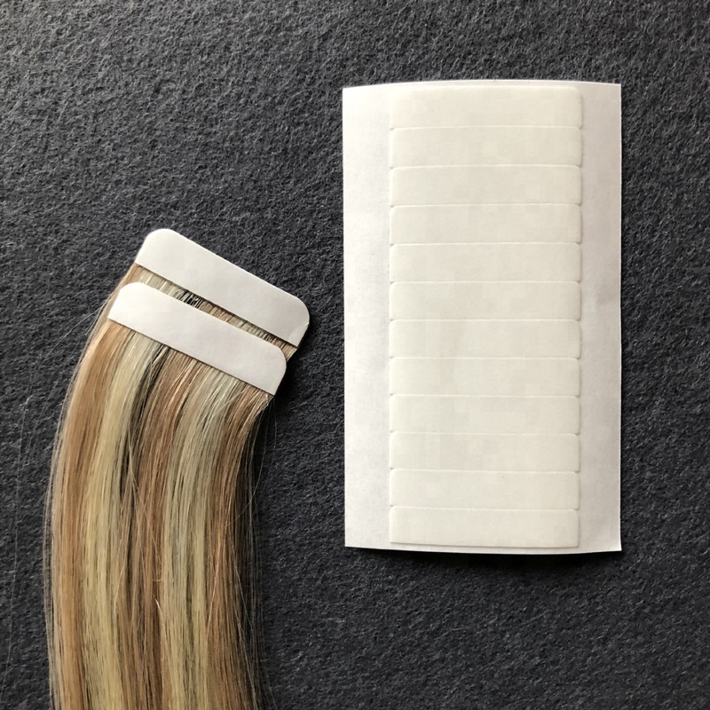 100% Quality 5 Pieces Of 60 Wig Film 4x 0.8cm Double-sided Substitute Waterproof Lace Wig Invisible Seamless Hair Extension Tool Adhesives Hair Extensions & Wigs