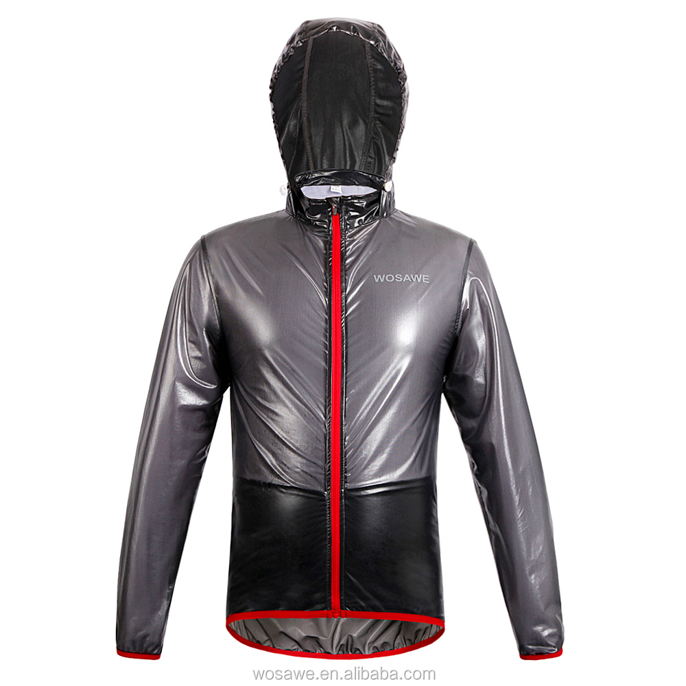 Garments custom cycling jacket Jerseys cycling Bike Rain Jacket