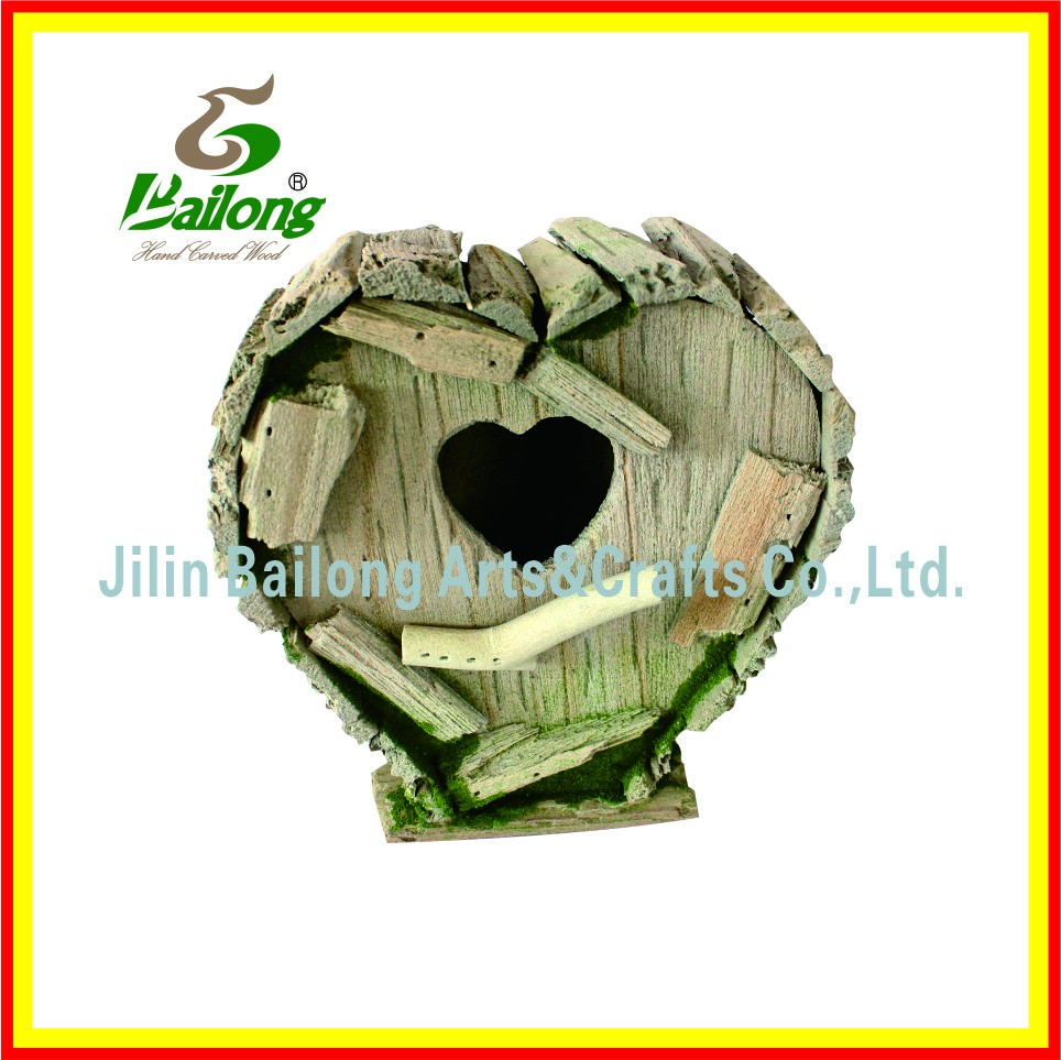 Wooden bird house/home decoration/gifts