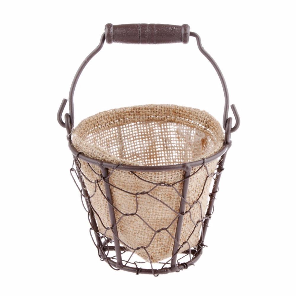 Round Metal Basket, Round Metal Basket Suppliers and Manufacturers ...