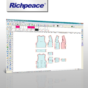 Richpeace Free Design And Marker Powerful Intelligent Pen Garment Software For Pattern Maker Buy Garment Cad Net Work Versio Mask Design Software Free Fashion Design Product On Alibaba Com