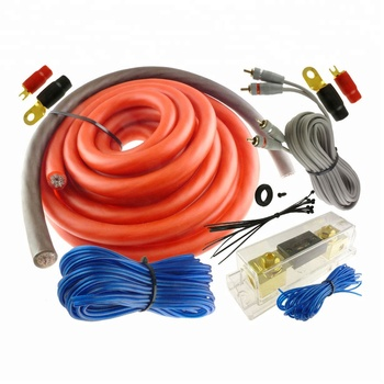 amplifier hookup kit