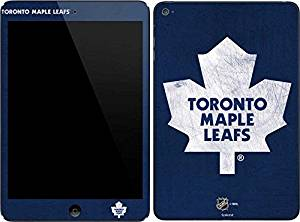 NHL Toronto Maple Leafs iPad Mini 4 Skin - Toronto Maple Leafs Distressed Vinyl Decal Skin For Your iPad Mini 4
