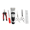 high quality pet grooming kit electric cat dog hair clipper with scissors nail trimmer