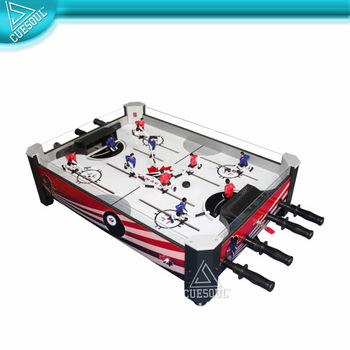 Delightful Table Top Rod Hockey Games