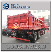 Low price howo dump truck for sale strong body&big power howo dump truck for sale