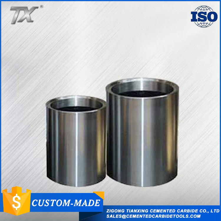 Hot selling good reputation high quality tungsten carbide sleeves and bushes