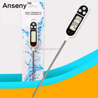 hot sale electronic cooking thermometer pen,75mm 120mm 200mm thermometer pen probe,thermometer pen
