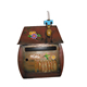 NA10B338 Decorative Metal Mailbox Wall Mounted indoor mailbox