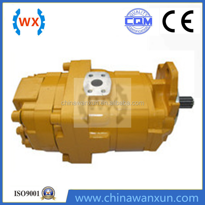PC750 high quality 12v hydraulic gear pump 705-52-31070