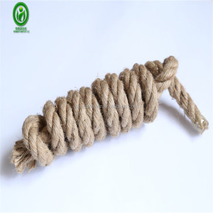 Wholesale popular 1 cm natural jute twine/ jute manila rope 36mm/ jute polypropylene rope 14mm