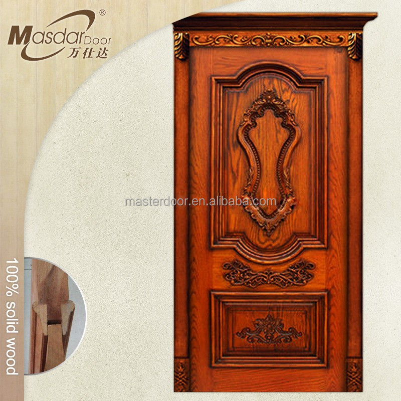 Latest design safety wooden main doors single door design View safety wooden door design MASDAR Product Details from Guangdong Shunde Masdar Wood Door Co. ... & Latest design safety wooden main doors single door design View ...
