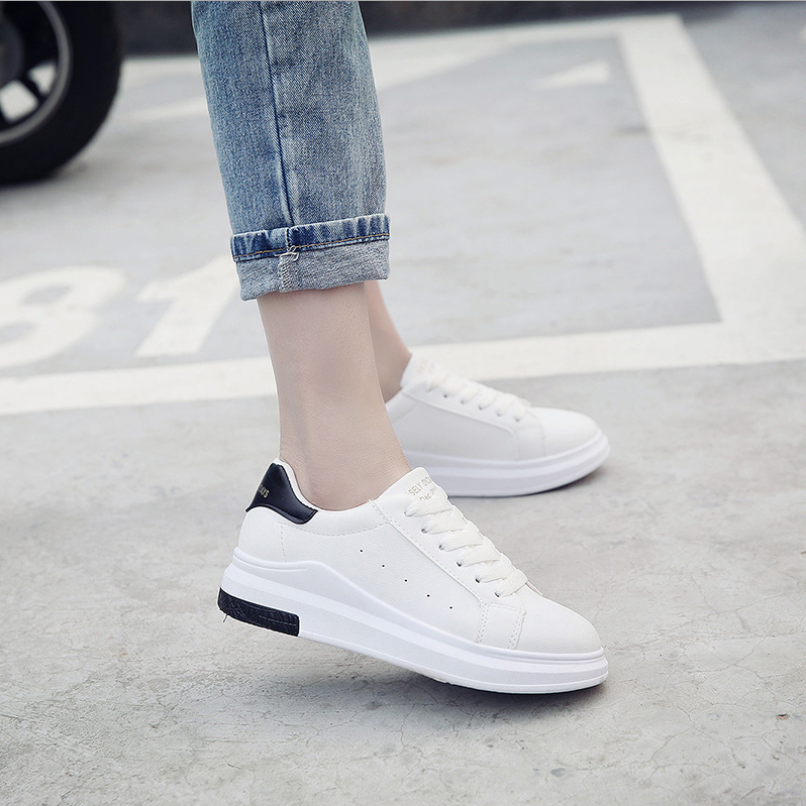 Take - new white shoes - 69% off for