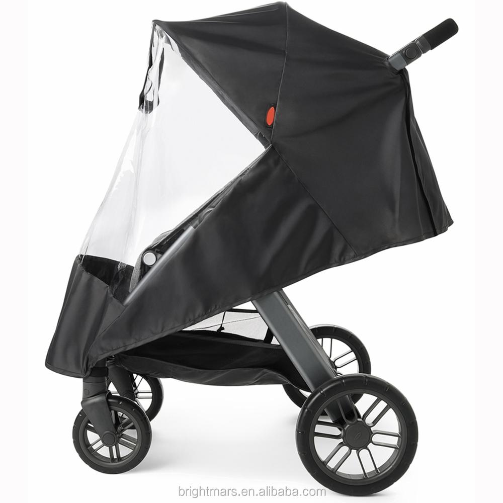 Universal Rain Cover for Pushchair Stroller Buggy Pram