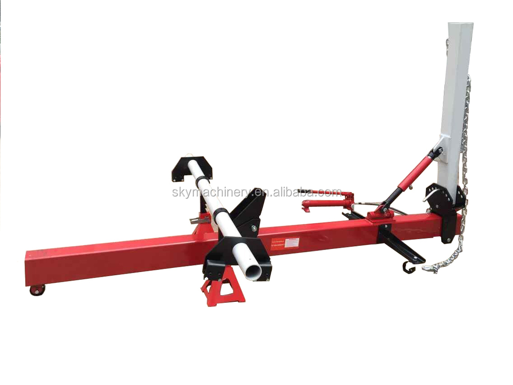 Hot Sale Auto Collision Repair Puller / Portable Floor Frame Machine ...