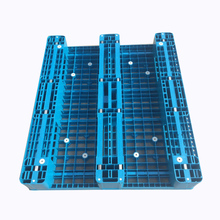 4-Way Entry Type used one side nestable plastic pallet