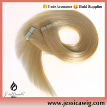 Tape Hair Extension Human Hair Brazilian Virgin