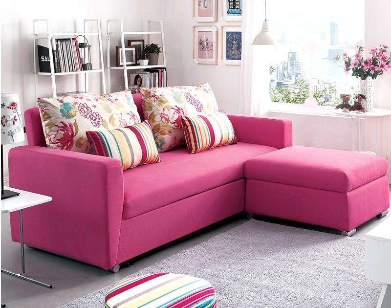 Multifunktions designs und preise stoff l förmigen sofa cum bett ...