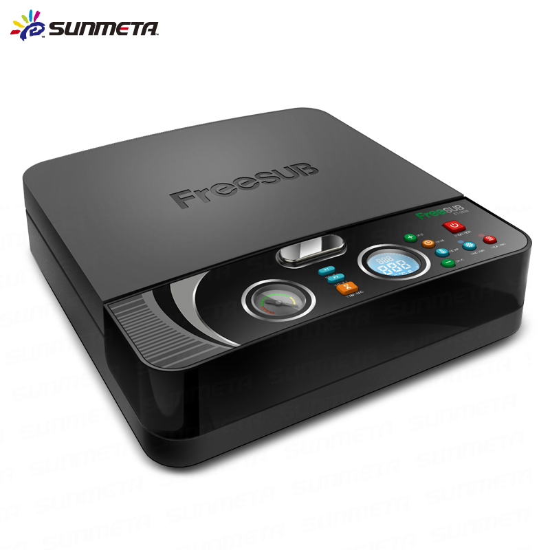 Factory price of FREESUB sublimation heat press t-shirt printer