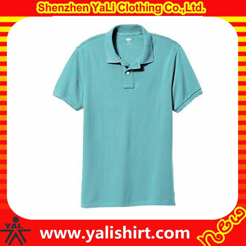 Hot sale quick dry cheap cotton casual plain short sleeve polo t shirts men's formal wear