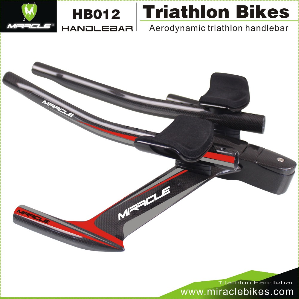 Miracle Painting Carbon Tt Time Trial Handlebar 31 8 400mm With