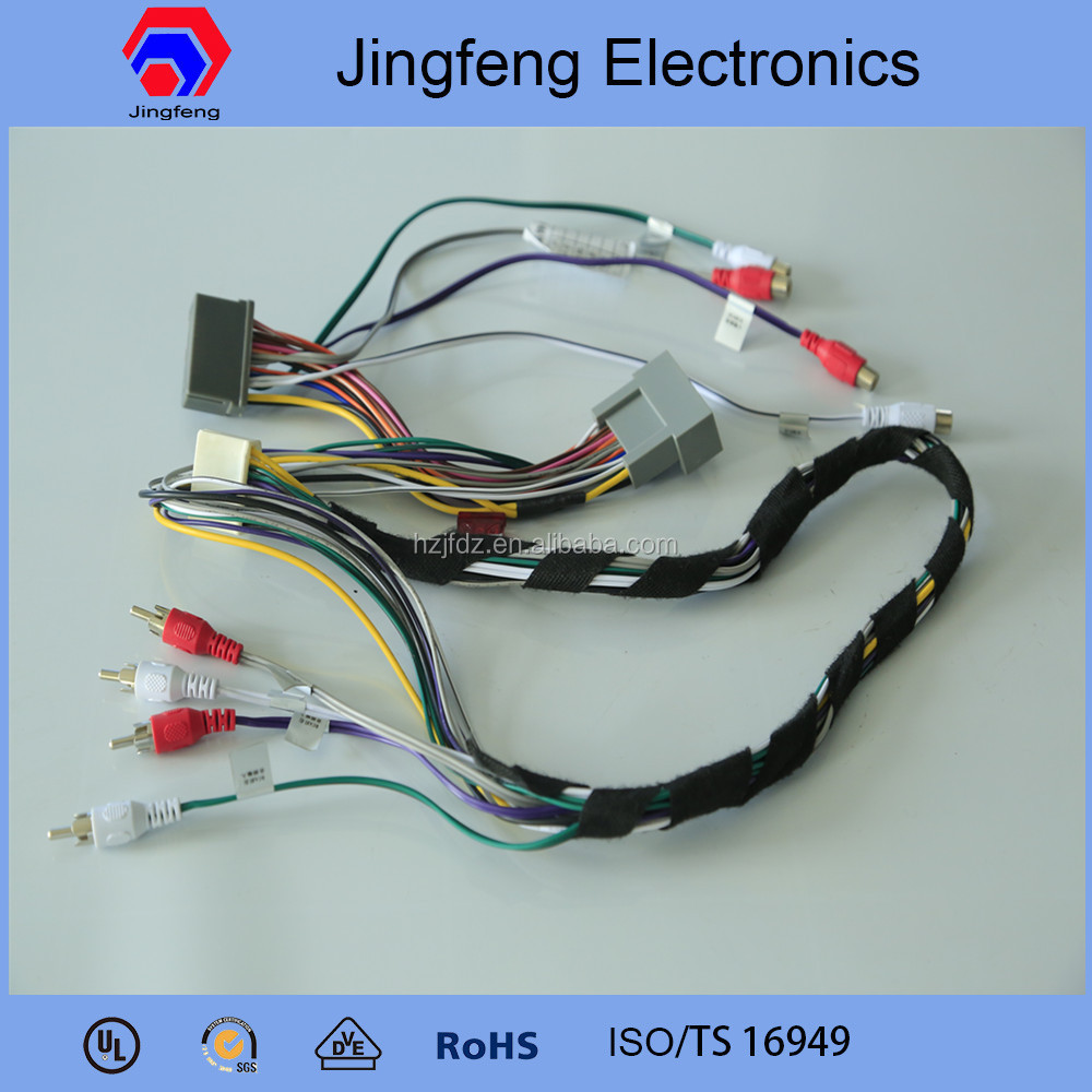 Honda Automotive Electrical Connectors Modern Design Of Wiring Harness Professional Male Female For Fuel Pump Connector Catalog