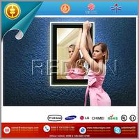Wall Mounting Flat Screen advertising billboard wifi