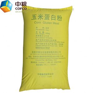 feed grade Yellow Corn Gluten meal 60% protein