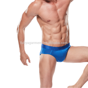 mens customized band Wide elastic briefs underwears