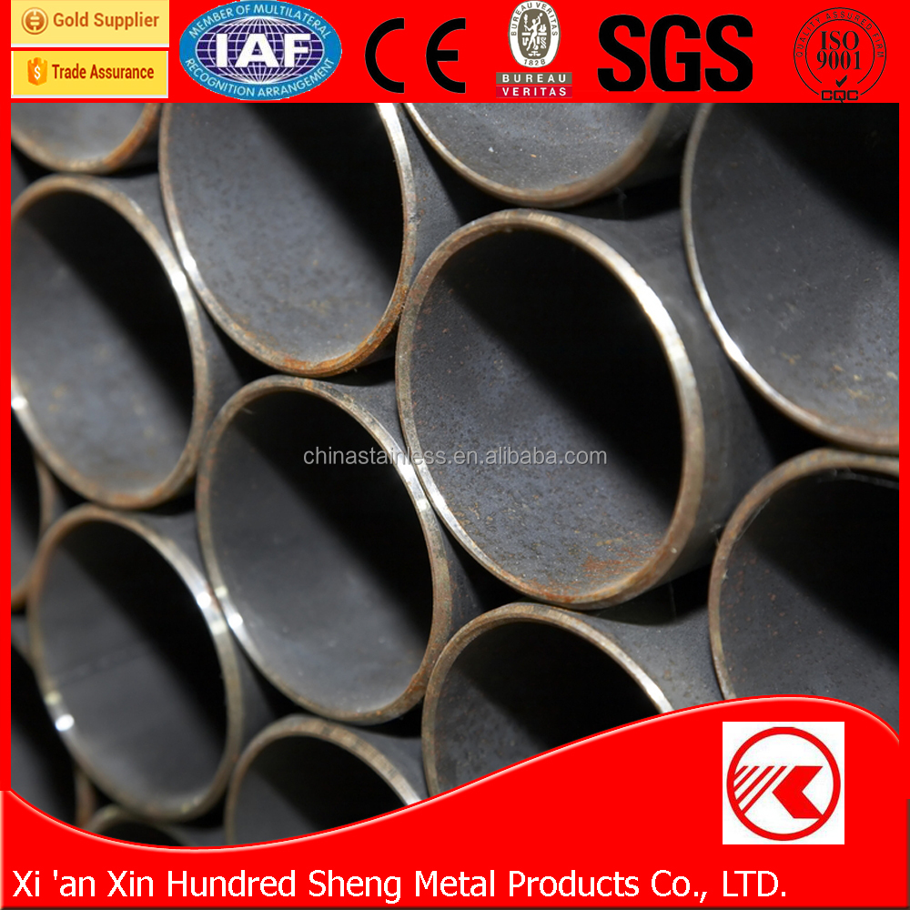 Large Diameter Astm/jis High Quality a139 Carbon Steel Pipe