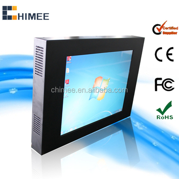 """15inch Wall Mount All In One Lcd Touch Pc Monitor Hd 1080p (7""""~65 ..."""