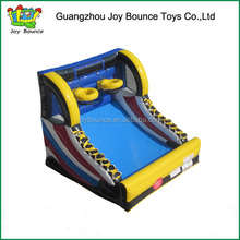 Mini inflatable basketball hoop zone sports game ,small inflatable basketball court