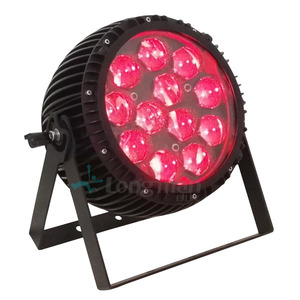 Outdoor Zoom 12PCS 15W LED Stage Lighting for Rental